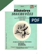 Langue Française Histoires inachevées 03 CM1-CM2.doc