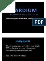 Cardium Ppt