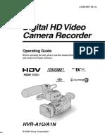 User-Manual-Sony-HRVA1.pdf