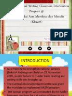 KIA2M Program