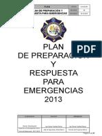 AI-SAS-001 Plan de Preparación y Respuesta para Emergencias 2013.doc