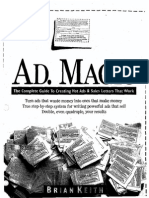 Ad Magic - Brian Keith