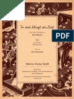 CHOPIN - ALOIS MELICHAR - IN MIR KLINGT EIN LIED - 1934 - SHEET MUSIC.pdf