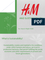 HM Sustainability