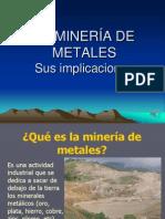 LA MINERIA DE METALES.ppt