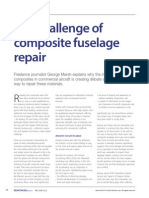 The Challenge of Composite Fuselage Repair