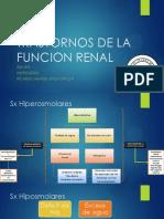 TRASTORNOS DE LA FUNCION RENAL.pptx