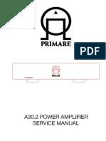 Primare A30.2 Pwramp