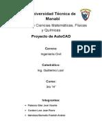 PROYECTO DE AUTOCAD.doc