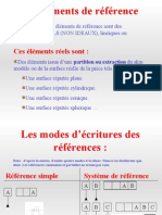 Elements de Reference