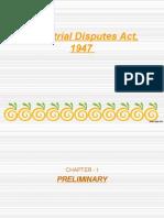 2. Industrial Dispute Act 1947