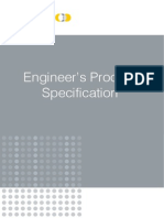 Engineers Specification