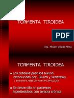 Tormenta Tiroidea.ppt