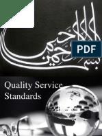 Quality Service Standards