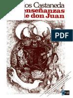 Las Ensenanzas de Don Juan - Carlos Castaneda.epub