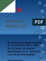 AMOR VÍNCULO PERFECTO 16 Feb 14 T. La Cosecha.pptx