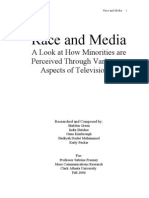 Race and Media