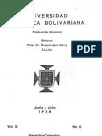 Cayetano Betancur, La estructura óntica de lo religioso (1938)