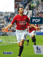 Premier League Season 2007-2008