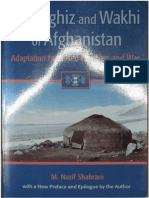 Kirghiz and Wakhi of Afghanistan(2002) by Shahrani