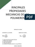 PRINCIPALES PROPIEDADES MECANICAS DE LOS POLIMEROS.pptx