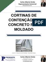 Cortinas de Contencao em Concreto Pre-Moldado.pdf