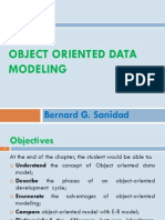 Object Oriented Data Modeling-student