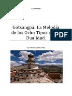 Götsangpa La Melodía de los Ocho Tipos de No Dualidad..docx