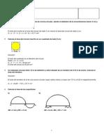 Área figuras circulares. Nivel medio..pdf