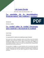 Lauro Zavala La Precisión de la Incertidumbre.docx