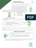 ficha de aprendizaje N°8 El mundo de las fracciones.doc