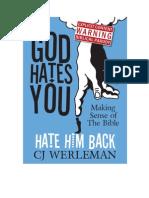 God Hates You - Sample Chapter