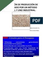 COMPARACIÓN DE PRODUCCIÓN DE ARROZ INFLADO POR UN.pptx