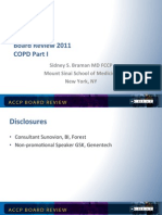 COPD- I/Pulmonary board review