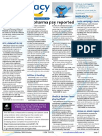 Pharmacy Daily for Mon 20 Oct 2014 - All pharma pay reported, Sedrak decision, OTC sildenafil in NZ, Senior academic wins 'Man of the Match', and much more