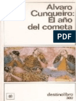 Alvaro Cunqueiro - El año del cometa con La batalla de los cuatro reyes.epub