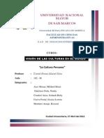 La Cultura peruana.docx