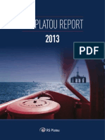 RS Platou Report 2013