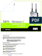 Linksys WRT54GX2 v2 User's Guide