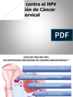 HPV Vacunas