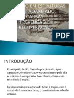 CORROSÃO EM ESTRUTURAS DE CONCRETO ARMADO.pptx