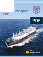 Clarksons LNG Trade and Transport 2012