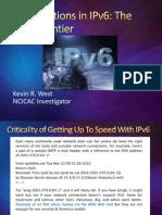 IPV6 for Law Enforcement-Kevin V3!12!14