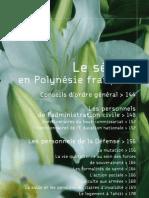 Le séjour en Polynésie française