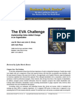 EVA Challenge - Book Summary