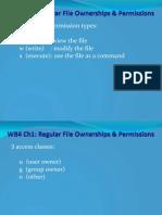 Redhat Workbook 4 CH 1-3 Slides