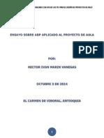 ENSAYO SOBRE ABP APLICADO AL PROYECTO DE AULA.docx