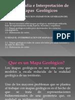 Cartografía e Interpretación de Mapas  Geológicos.pptx