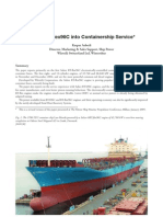 Sulzer RT-flex96C Into Containership Service*