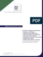 Resolucion INCOP de modelos de pliegos de diferentes formas de contratacion.pdf